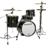 A Drum Set That's Exactly Your Tempo